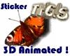 Butterlfy Animated THGIS